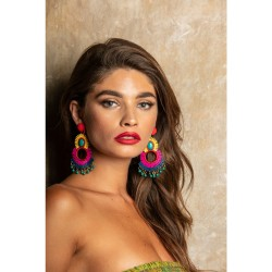 EARRINGS 50 OF ANTICA SARTORIA