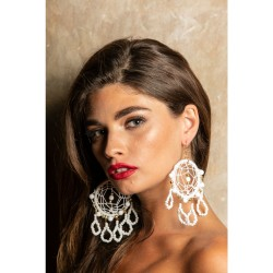 EARRINGS 85 OF ANTICA SARTORIA