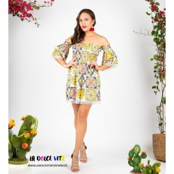 DRESS GARDENIA FROM LUISA...