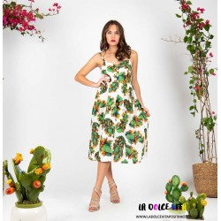 DRESS LUANA FROM LUISA...