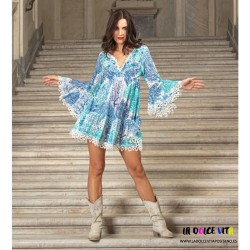 BLUE CORAL 67 DRESS OF...