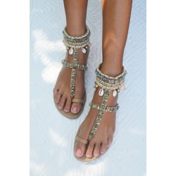 INDY JADE SANDALS BY HOT LAVA