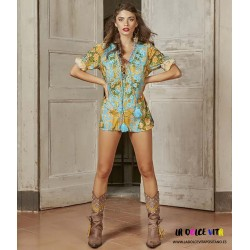 SPRING BLOUSE OF ANTICA...