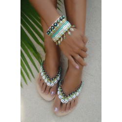 MYKONOS SANDALS BY HOT LAVA