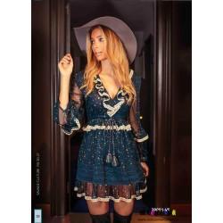 ESTRELLA DRESS BY SAVAGE...