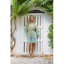 AQUA JASMINA DRESS BY MISS...