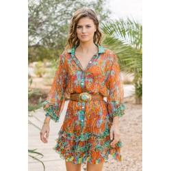 ROMI DRESS BY MISS JUNE