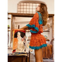 ROBE ISLA ORANGE DE ANTICA...
