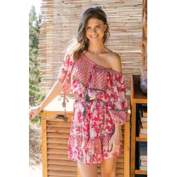 ROBE DHALIA DE MISS JUNE