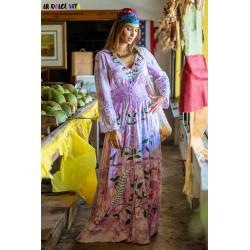SACRAMENTO KIMONO DRESS BY...