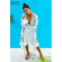PORTOBELLO DRESS BY ZAIMARA