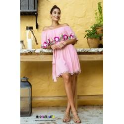ROSES DRESS BY ZAIMARA