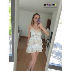 FORMENTERA WHITE DRESS BY JOT