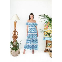 DRESS VOLANT FROM LUISA...