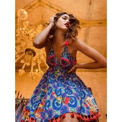 TIJUANA 588 DRESS OF ANTICA...
