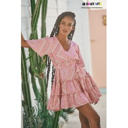 AFRODITA MINI DRESS BY JAASE
