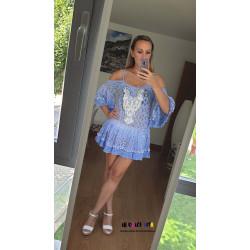 DRESS AFRODITA FROM LUISA...