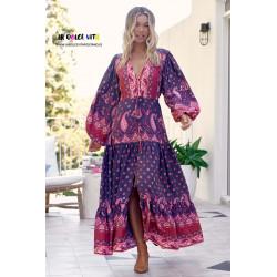 ROSEWOOD DRESS BY JAASE