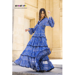 SANTANA DRESS BY MISS JUNE