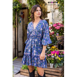 LANA DRESS BY MISS JUNE