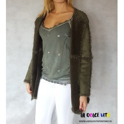 JACKET CAPRI OF DOLCE VITA