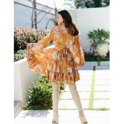 AMBER DRESS BY JAASE