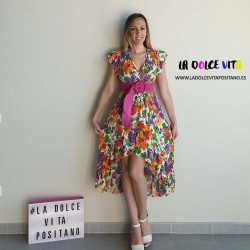DRESS DALIA OF DOLCE VITA