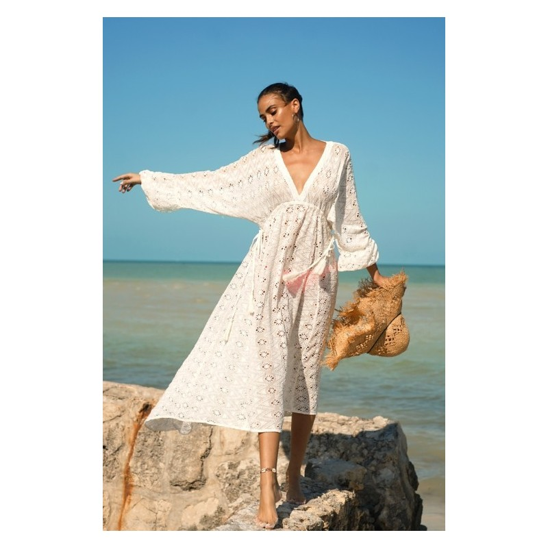 DRESS PONDICHERY BY MISS JUNE