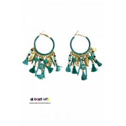 BOUCLES D'OREILLES DE MISS JUNE
