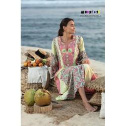 DRESS KAHANA ROSA BY MISS JUNE