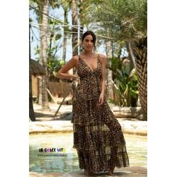 KALIMBA DRESS BY MISS JUNE